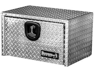 "Buyers Products BP141624, B-Pack Aluminum Toolbox, 14"" H x 16"" D x 24"" W"