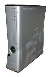 Microsoft Xbox 360 Slim (Latest Model)- Halo: Reach 250 GB Silver Console