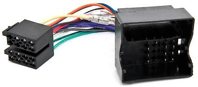 Ford Focus C-Max S-Max Car Cd Radio Stereo Headunit Wiring Iso Harness Pc2-84-4