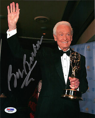 Bob Barker Signed 11x14 Photo Psa Price Is Right Rare 2 Photographs Movies