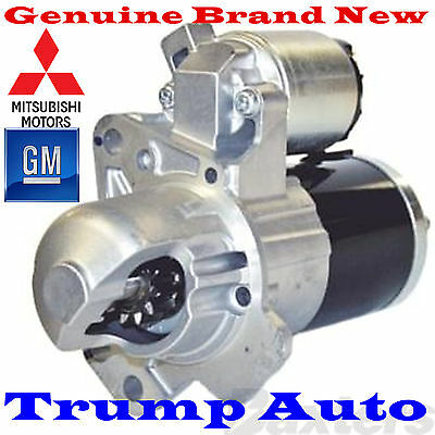 Brand New Genuine Holden Commodore VZ VE V6 3.6L Starter Motor