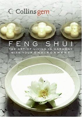 New Feng Shui Book Collins Gem Good Harmony Fortune Luck