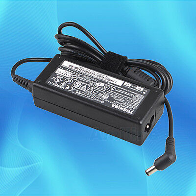 GENUINE TOSHIBA Satellite L455-S5000 AC ADAPTER CHARGER LAPTOP +Power cord 65W