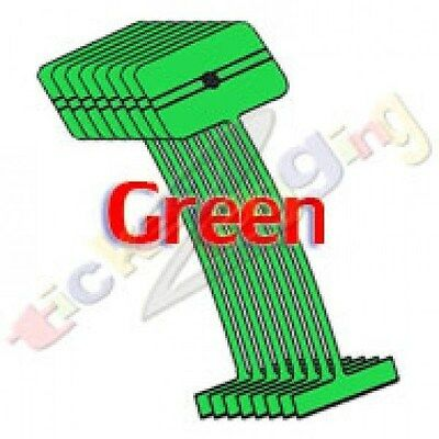 "500 3"" Green Regular Standard Barbs Tag Tagging Gun Fasteners High Quality"