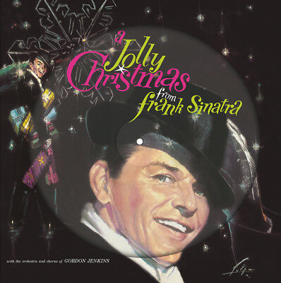 FRANK SINATRA - A JOLLY CHRISTMAS FROM SINATRA (140g Audiophile LP / Red Vinyl)