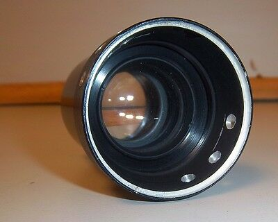 ISCO GOTTINGEN 16mm Cine projection Lens 1:1.9/45mm. Used Good!