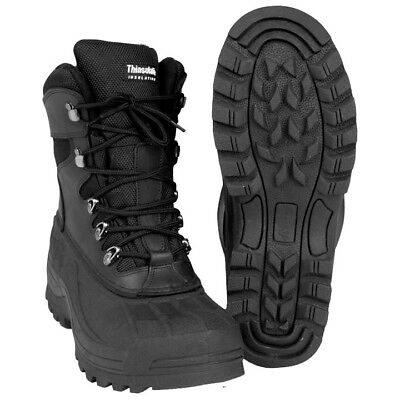Extreme Cold Wet Weather Waterproof Winter Army Mens Ice Snow Thermal Boots 6-13
