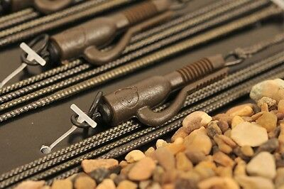 Korda NEW Kable Ready Tied Leadcore Leaders All Types Available