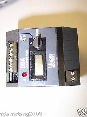 Moore Industries Dda/1-5V/sh1/24Dc-Gr  Dc Current Alarm  #4