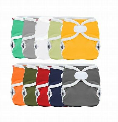 CLEARANCE SALE - 6 PIKAPU Modern Cloth Nappies Pack - BUY 5 GET 1 FREE NAPPY