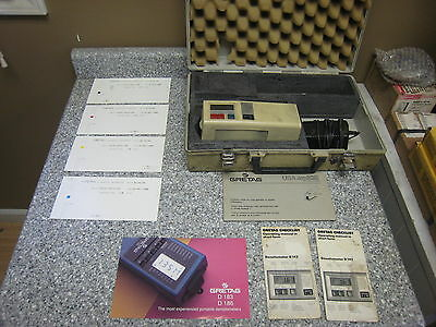 Gretag Densitometer Model D-142 Used D-142-3