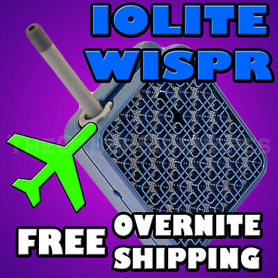 Iolite WISPR Vaporizer - Oyster BLUE - FREE OVERNIGHT or WORLDWIDE SHIPPING