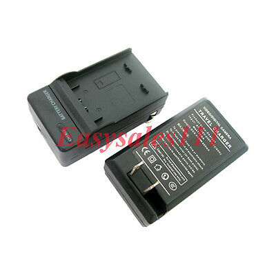 BP-511 Battery Charger For Canon PowerShot G1 G2 G3 G5 G6 Pro1 ZR10 ZR20 ZR25 MC
