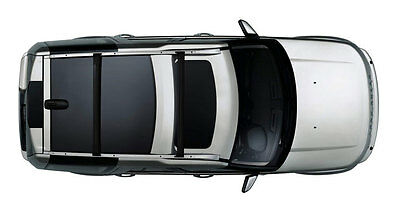 Genuine Land Rover Discovery 4 Roof Rail Kit With Bright Finish (VPLAR0075)