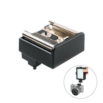 JJC MSA-6 Mini Hot Shoe Converter compatible Sony NEX Accessory Terminal