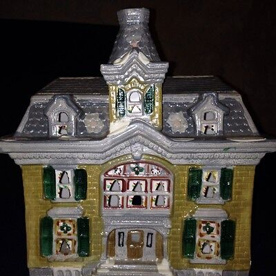 Department 56 Snow Village Governors Mansion