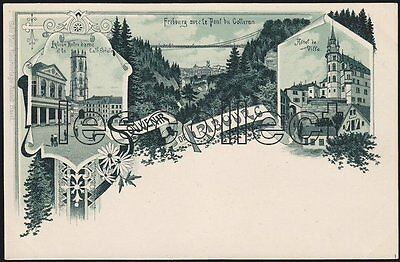 FRS Fribourg - Litho