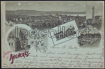 VD Avenches - Litho