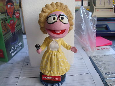 Grocery Outlet - Tammy Underspend Bobblehead - New In The Box
