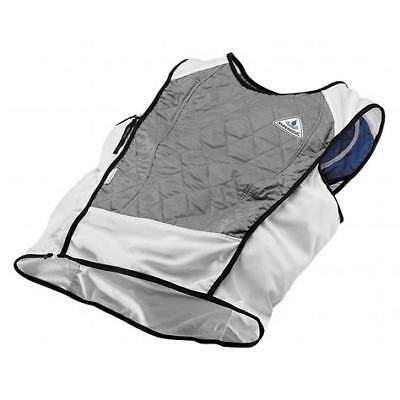 Techniche Hyperkewl Ultra Evaporative Cooling Vest Motorcycle Sports Jogging