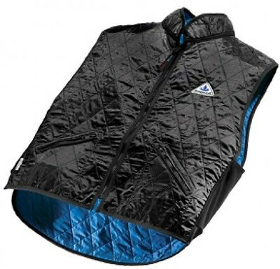 TECHNICHE HYPERKEWL DELUXE EVAPORATIVE COOLING VEST MOTORCYCLE SPORTS RIDING