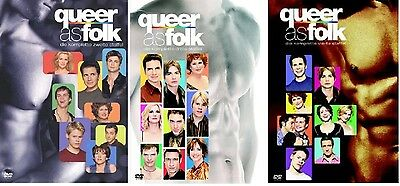 DVD Set * Queer as Folk * Staffel 2+3+4 (Qwer) NEU OVP