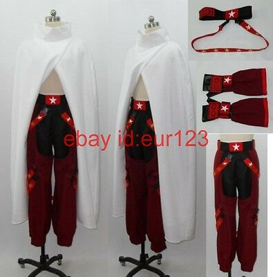 Shaman King Yoh Asakura Cosplay Costume Custom
