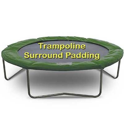Trampoline Replacement Pad Safety Padding Spring Cover 6 8 10 12 13 14ft Green