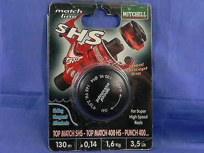 Bobina ricambio, mulinello Mitchell spool concept Top Match SHS SH 400, Punch