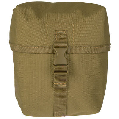 Combat Patrol Utility Multi Purpose Pouch Medium Molle System Airsoft Coyote Tan
