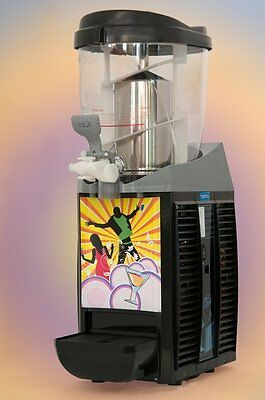 New Black Caress 1 Bowl Frozen Drink Machine