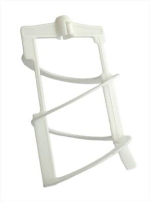 New White Spiral  Auger for Caress Frozen Drink Machines