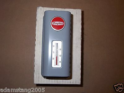 Dayton 2E369 Room Thermostat