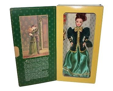 Barbie 1996 Hallmark Special Edition Yuletide Romance, 3rd in series