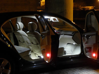 Xenon LED SMD Innenraumbeleuchtung BMW E39 Limousine M5