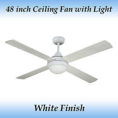 Ceiling Fan With Light O AUD 2200
