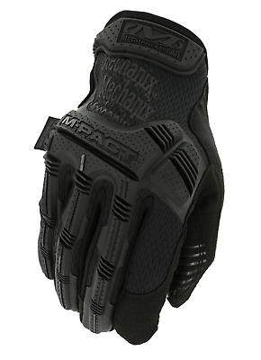 Mechanix Tactical M-PACT Gloves Covert Black all sizes Very latest Version MPACT