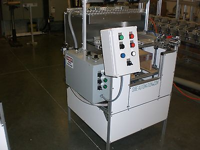 """Sibe Automation Vacuum Forming Machine 12"""" X 18"""" Thermoforming Infrared Heaters"""