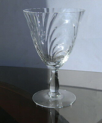 Cambridge Caprice Water Goblet / Goblet's 1-7 Piece Set Option  5 7/8 Inch Tall