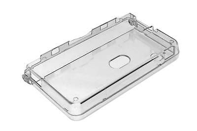 DSi XL Crystal Clear Protective Hard Case - BRAND NEW + FREE SHIPPING