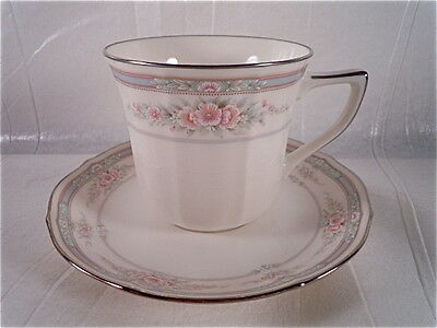 Noritake Rothschild Cup and Saucer