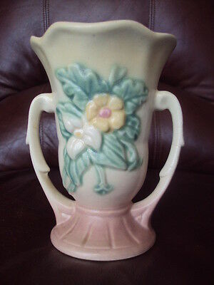 Vintage Hull Vase Wildflower Yellow Pink W3 5 12 3999 Picclick