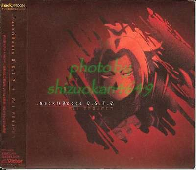 .HACK // ROOTS Anime Original Soundtrack #2 Japan Digipack CD 2006 Ali Project