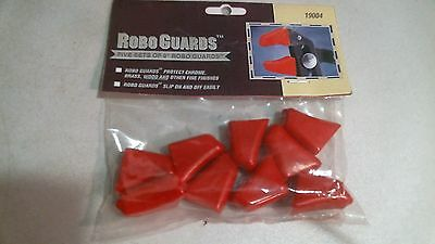 "RoboGuards 4 Sets of 9"" Guards 19004 RED"