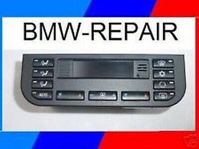 1996 Bmw Climate Control Repair  Rebuild E36 Fix 318 323 328