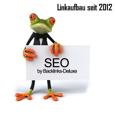 9x PR8-9 Backlinks - 100% manuell - DOFOLLOW, SEO Linkaufbau