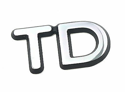 2 x Genuine New FORD LX BADGE For Mondeo I II 1992-00 Focus 1998-04 Fiesta 95-99