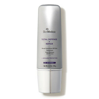 SkinMedica Total Defense + Repair SPF 50+ 2.3 oz / 65 g New in Box - EXP 11/2019