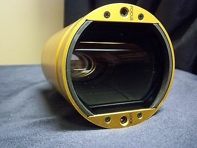 Schneider Cinelux ES Integrated Anamorphic 35mm Projection Lens FL 70mm f/2.0