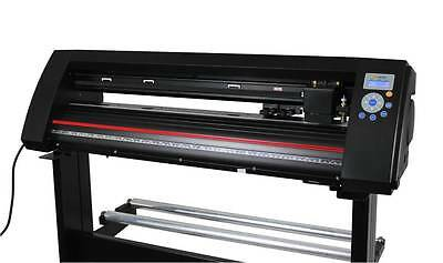 "Vinyl Cutter Plotter 54"" Liyu TC1261-AA w/ARMS Automatic Optical Eye Contour Cut"